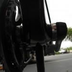 Brake cover